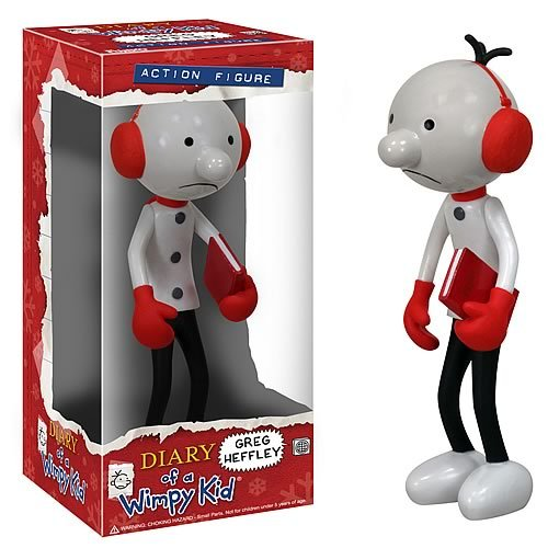 Diary of a Wimpy Kid Holiday Action Figure