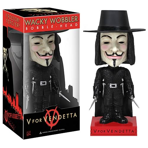 V for Vendetta Bobble Head