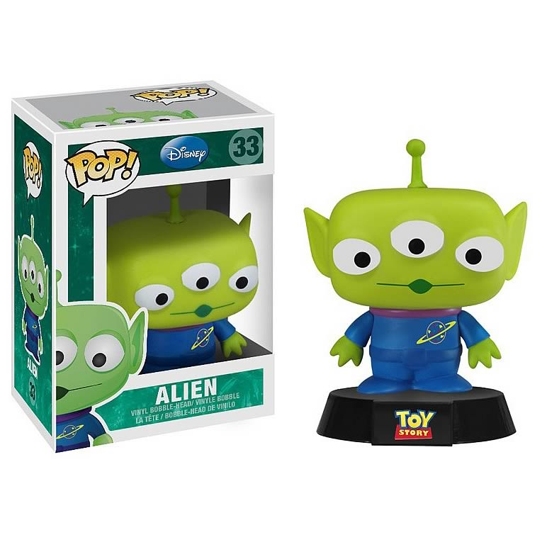 Toy Story Alien Disney Pop! Vinyl Figure