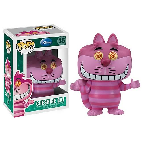 Alice in Wonderland Cheshire Cat Disney Pop! Vinyl Figure