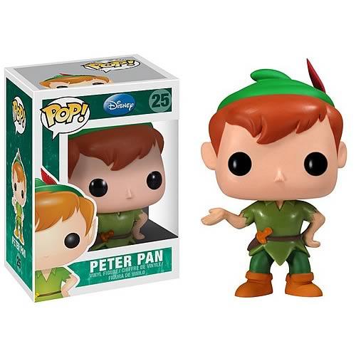 Peter Pan Disney Pop! Vinyl Figure