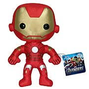 Avengers Movie Iron Man Plush