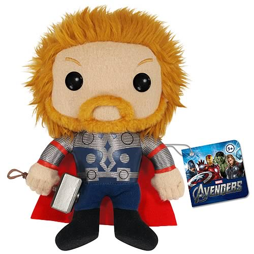 Avengers Movie Thor Plush
