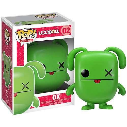 Uglydoll Ox Pop! Vinyl Figure