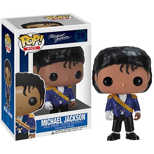 Michael Jackson Military Jacket Pop! Vinyl Figure