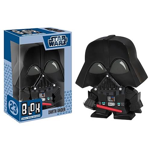 Star Wars Darth Vader Blox Vinyl Figure Bobble Head