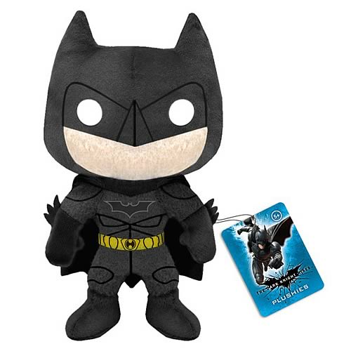 Dark Knight Rises Batman Plush