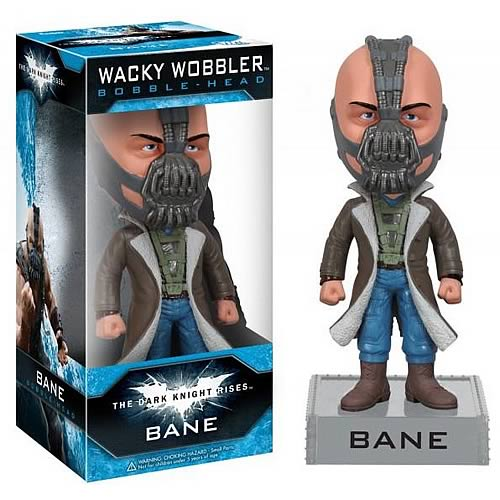 Dark Knight Rises Bane Wacky Wobbler Bobble Head