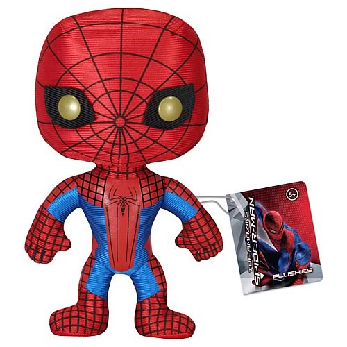 Amazing Spider-Man Movie Spider-Man Plush