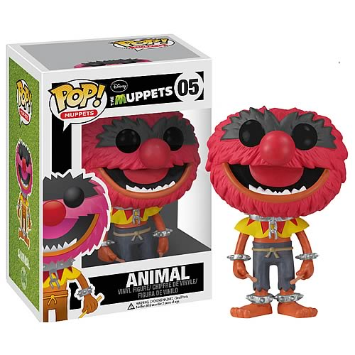 Muppets Animal Pop! Vinyl Figure