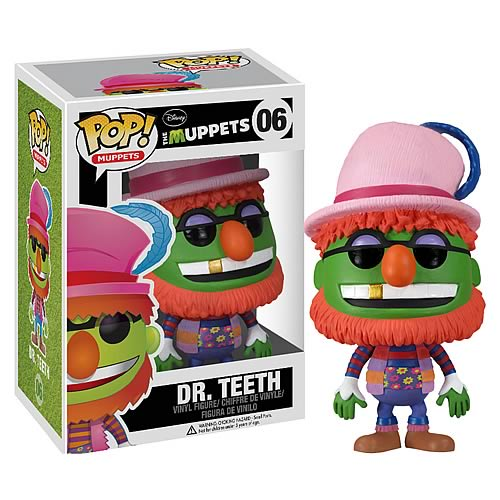 Muppets Dr. Teeth Pop! Vinyl Figure