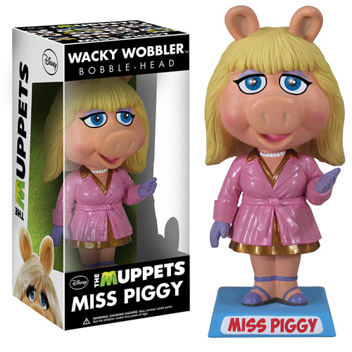 Muppets Miss Piggy Bobble Head