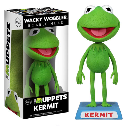 Muppets Kermit the Frog Bobble Head