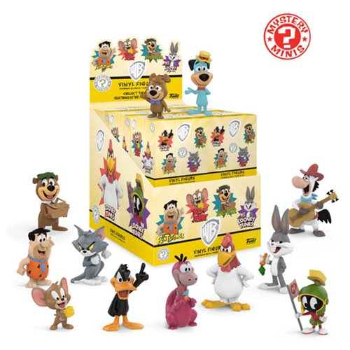 Warner Bros. Cartoon Mystery Minis Random 4-Pack