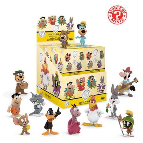 Warner Bros. Cartoon Mystery Minis Display Case