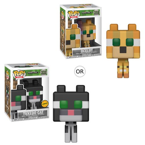 Minecraft Ocelot Pop! Vinyl Figure #318