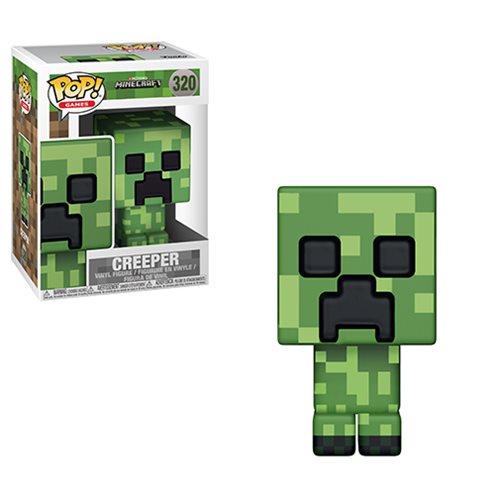 Minecraft Creeper Pop! Vinyl Figure #320