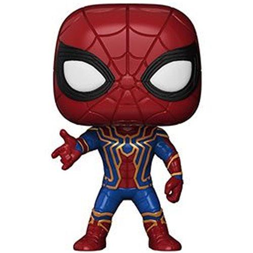 Avengers: Infinity War Iron Spider Pop! Vinyl Figure