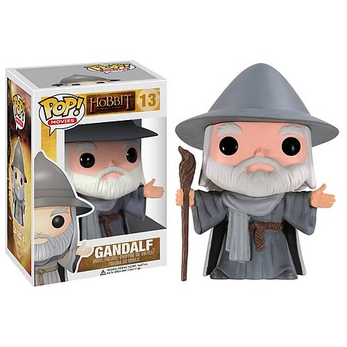The Hobbit Gandalf Pop! Vinyl Figure