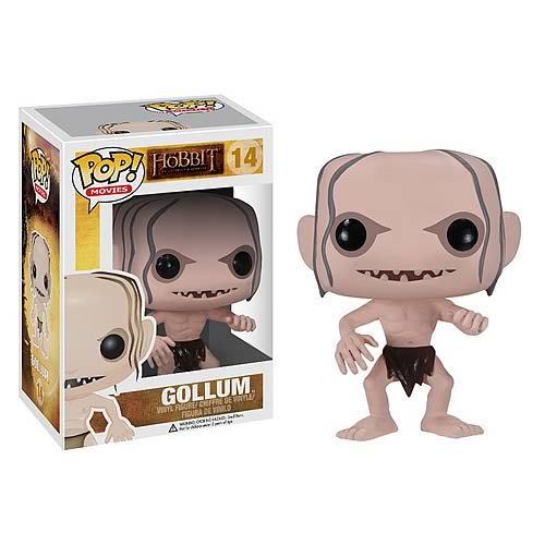 The Hobbit Gollum Pop! Vinyl Figure