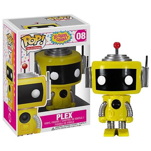 Yo Gabba Gabba Plex Pop! Vinyl Figure