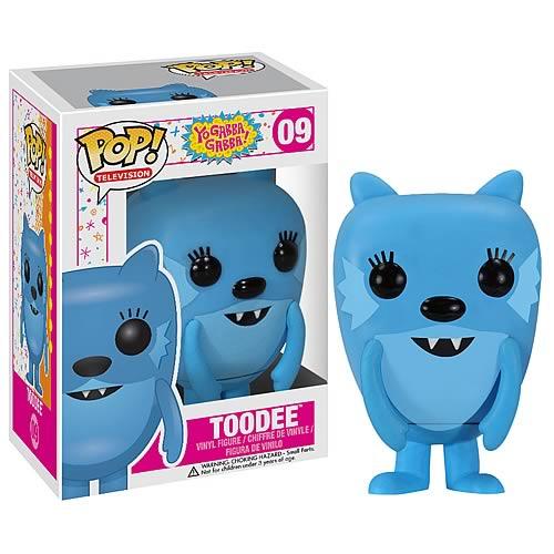 Yo Gabba Gabba Toodee Pop! Vinyl Figure