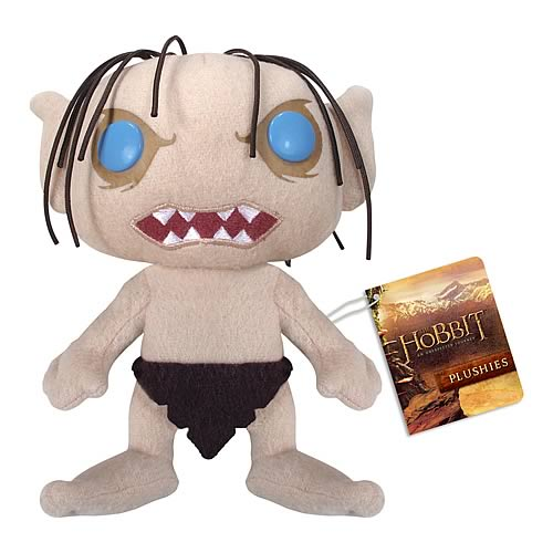 The Hobbit: An Unexpected Journey Gollum Plush