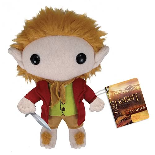 The Hobbit: An Unexpected Journey Bilbo Baggins Plush