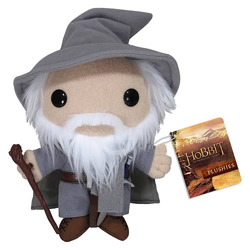 The Hobbit: An Unexpected Journey Gandalf the Grey Plush