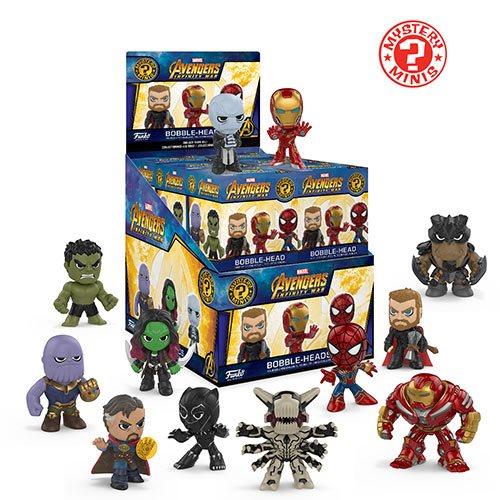 Avengers: Infinity War Mystery Minis Random 4-Pack