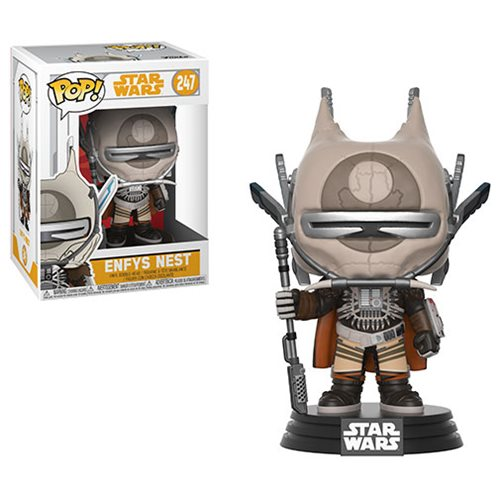 Star Wars Solo Enfys Nest Pop! Vinyl Bobble Head