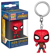 Avengers: Infinity War Iron Spider Pocket Pop! Key Chain