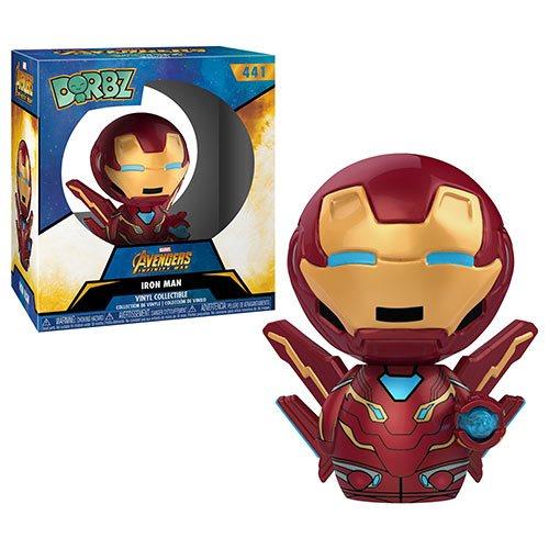 Avengers: Infinity War Iron Man Dorbz Vinyl Figure