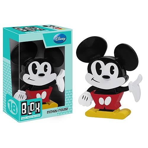 Mickey Mouse Blox Vinyl Figure