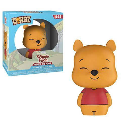 Winnie the Pooh Pooh Dorbz Vinyl Figure