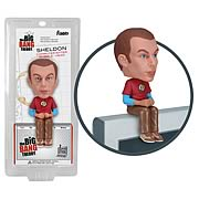 Big Bang Theory Sheldon Cooper Computer Sitter Bobble Head