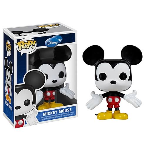 Mickey Mouse 9-Inch Disney Pop! Vinyl Figure