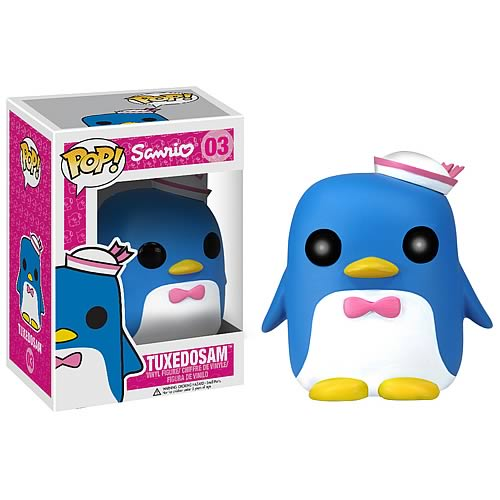 Hello Kitty Sanrio Tuxedo Sam Pop! Vinyl Figure