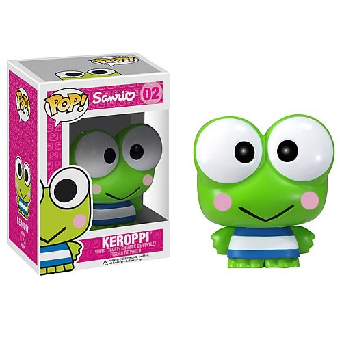 Hello Kitty Sanrio Keroppi Pop! Vinyl Figure
