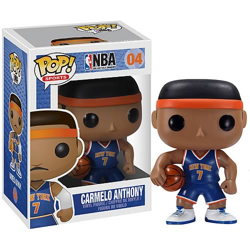 NBA Series 1 Carmelo Anthony Pop! Vinyl Figure