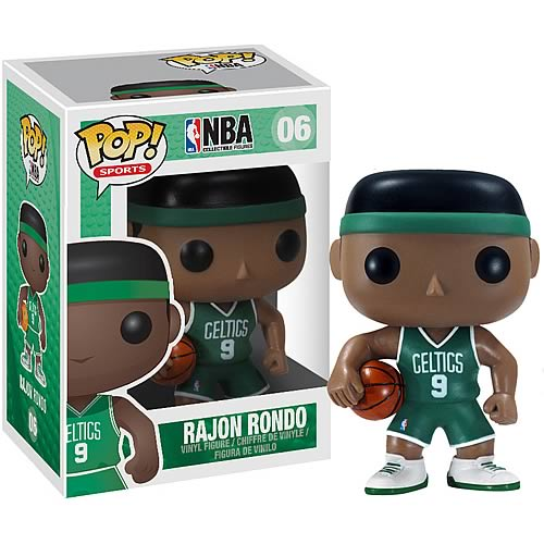 NBA Series 1 Rajon Rondo Pop! Vinyl Figure