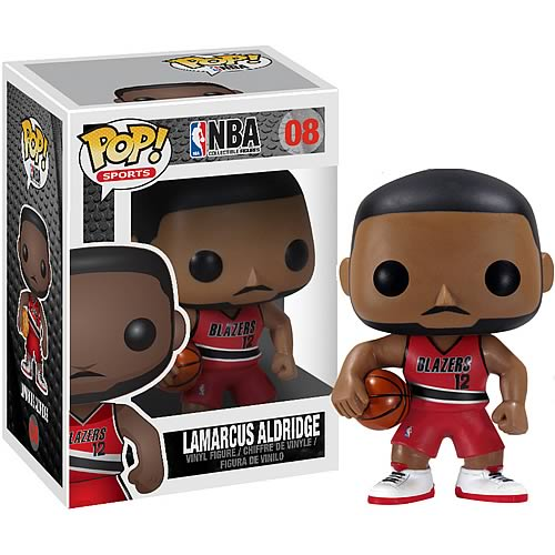 NBA Series 1 LaMarcus Aldridge Pop! Vinyl Figure