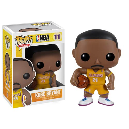 NBA Series 2 Kobe Bryant Pop! Vinyl Figure
