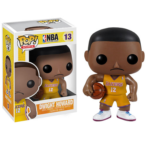 NBA Series 2 Dwight Howard Pop! Vinyl Figure