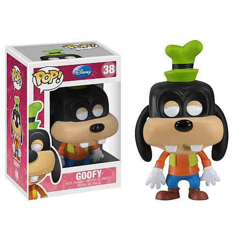 Disney Goofy Pop! Vinyl Figure