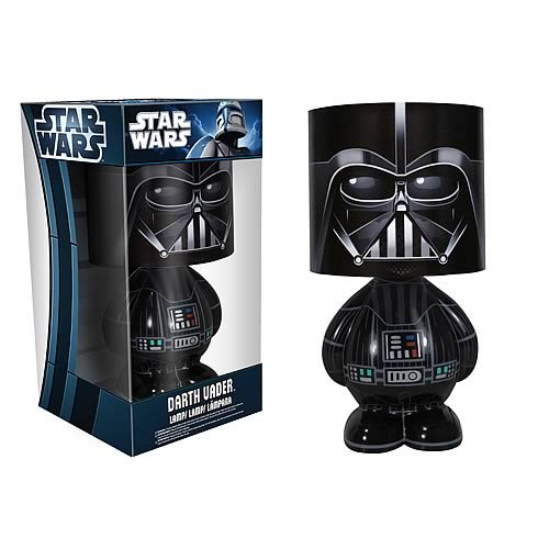 Star Wars Darth Vader Character Lamp
