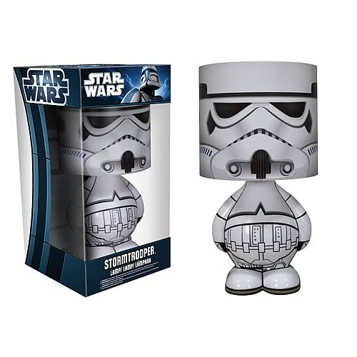 Star Wars Stormtrooper Character Lamp