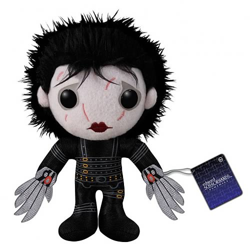 Edward Scissorhands Pop! Plush