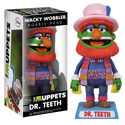 Muppets Dr. Teeth Bobble Head