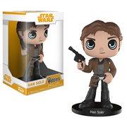 Star Wars Solo Han Solo Wobbler Bobble Head